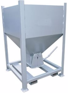 Picture of Hopper Bin 0.5m2